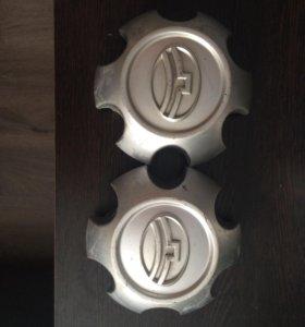 Заглушки на диски hover