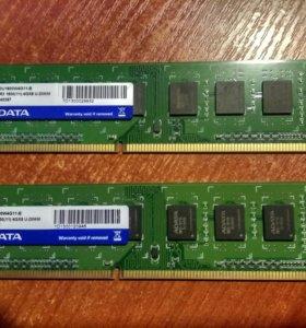 Оперативная память на 4GB Adata AD3U1600W4G11-B