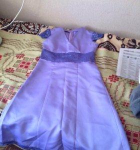 Платье для девочки 12-15 лет