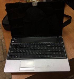 Ноутбук Emachines-acer