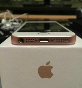iPhone 5 SE РОЗОВОЕ ЗОЛОТО 32GB