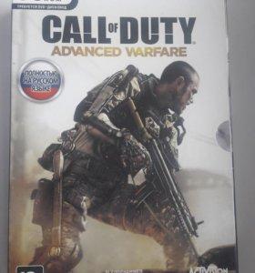 Call of Duty:Advanced Warfare.Русская версия(6DVD)
