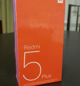 Xiaomi redmi 5 plus global version 3/32
