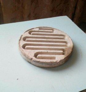 Заготовка для плитки электрической спиральной