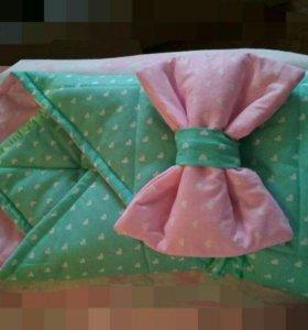 Конверт(одеялко) на выписку