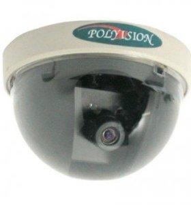 PVCD-0121 (PVC-0121D) ч/б купольная камера