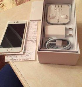 Айфон 6 Gold 16