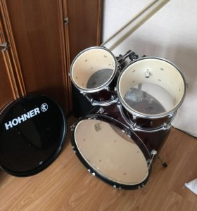 Ударная установка (барабаны) Hohner S2500