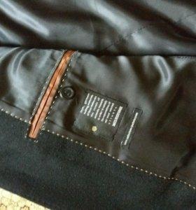 Классическое фирменное пальто