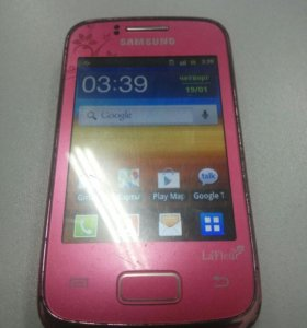 Samsung Galaxy young duos (s6102)