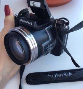 Цифровой Фотоаппарат Olympus SP-800 UZ