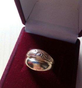 Кольцо СССР 583,3,8 грамм 18 размер