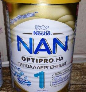 NaN Optipro гипоаллергеный 1