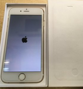 Apple iPhone 6 16G Gold новый