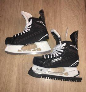 Хоккейные коньки Bauer Supreme sPro