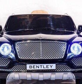 Детский электромобиль Bentley Bentayga ЛИЦЕНЗИЯ
