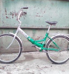 Велосипед Stels 710, складной