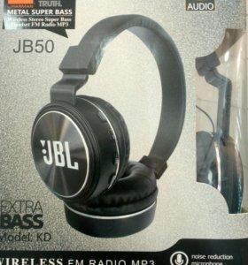 Наушники JBL JB 50