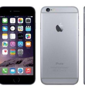 iPhone 6 Plus. На 16 гб.