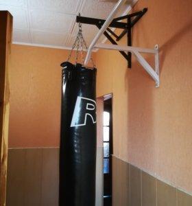 Боксёрский мешок с креплением RAY SPORT
