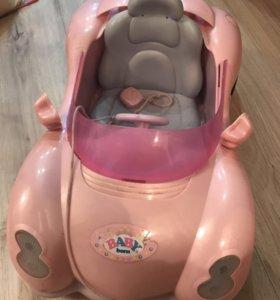 Авто для куклы беби борн