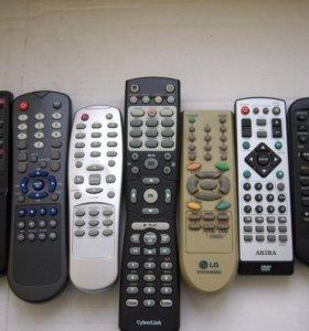 Пульт Toshiba,CyberLink,LG,akira,hitachi,Samsung