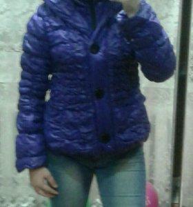 Куртка на весну,42-44,м