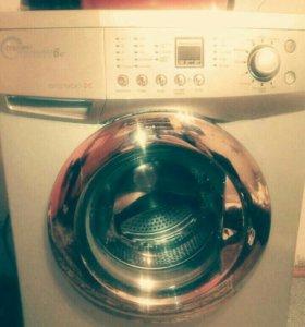 Продам стиральную машинку 6кг