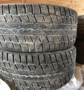 Шины зимние Dunlop r17