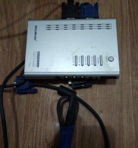 ТВ тюнер внешний для компьютеров