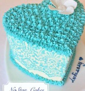 Торт 1,5 кг нежность