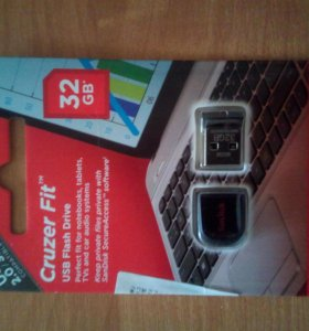 Usb SanDisk Cruzer Fit 32Gb