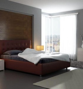 Кровать со шкафом внутри