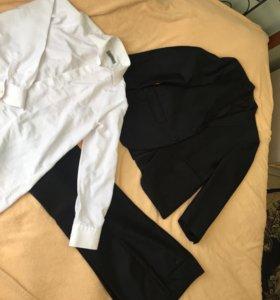 Костюм брючный рубашка пиджак