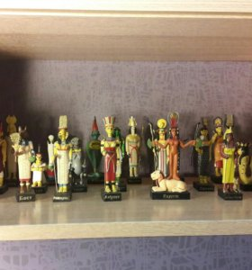 Статуэтки богов Египта