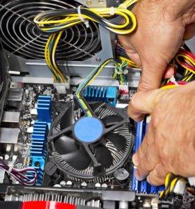 ремонт компьютеров и ноутбуков качественный