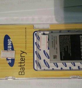 АКБ Samsung