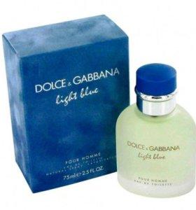 Духи мужские Dolce & Gabbana - Light Blue