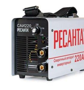 Сварочный аппарат ресанта220