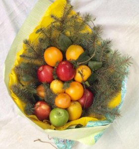 Букет из фруктов!