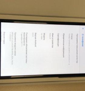 Nokia 8 полнейший комплект в идеальном состоя