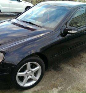 Mercedes-Benz C-Класс, 2001
