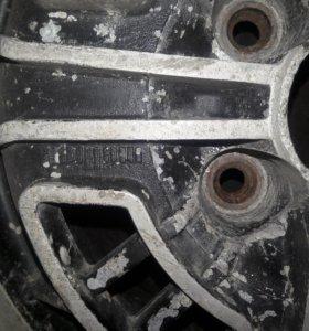Диски литые 4×100 melber et26 r13