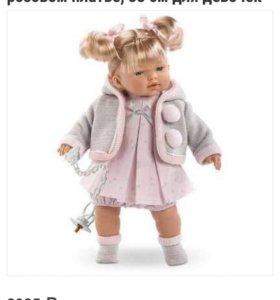 Кукла-пупс Llorens Роберта(Испания)