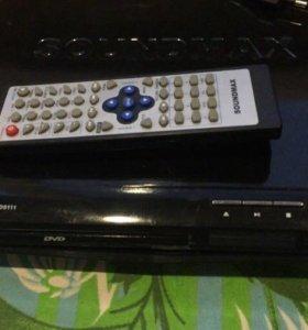 DVD плеер Soundmax am-dvd5111