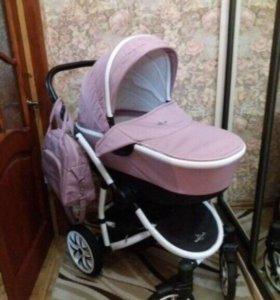 Детская коляска Bebetto Silvia 2в 1