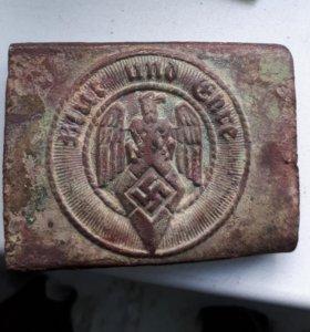 Пряшка немецкая