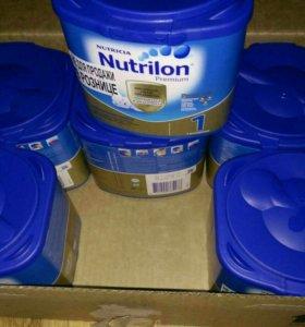 Детское питание... Нутрилон 1