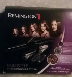 Мультистайлер Remington новый