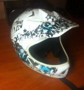 Кроссовый Шлем Ixs